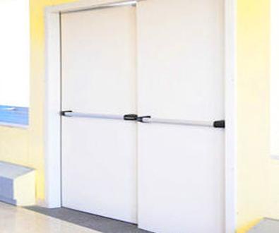 Puertas Batientes cortafuegos acústicas estándar