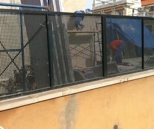 Arreglo de patios