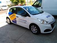 Rotulación de vehículos: Nuestros servicios de Rolux Serigrafía y Rotulación, S.L.