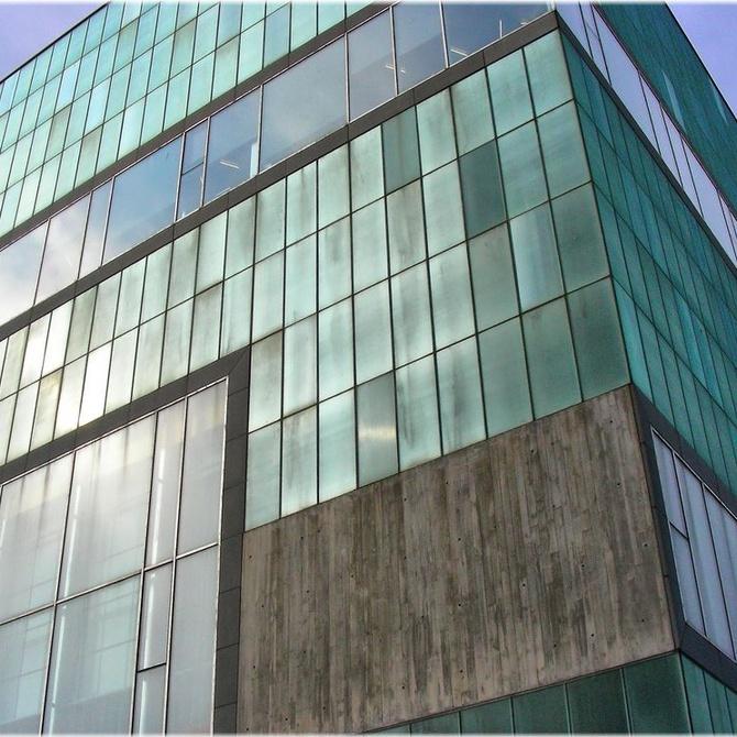 Las propiedades del vidrio en la arquitectura