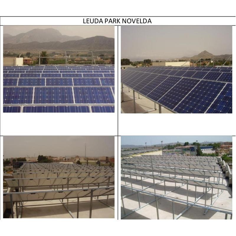 Proyectos - Instalaciones inyección a red: Servicios de ESAA
