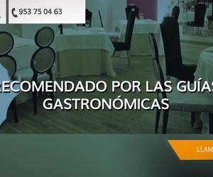 Restaurante asador en Úbeda: Asador de Santiago