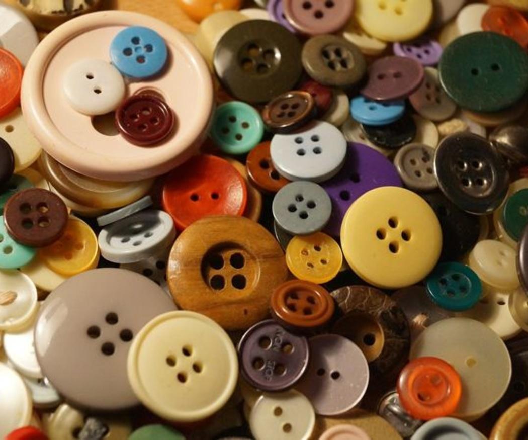 Aprende a coser un botón