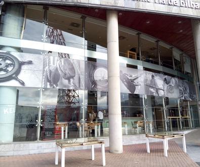 MUSEO MARITIMO_ROTULACION FACHADA