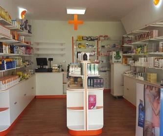 Dietética: Servicios de Farmacia y Parafarmacia Ramfor e Internacional