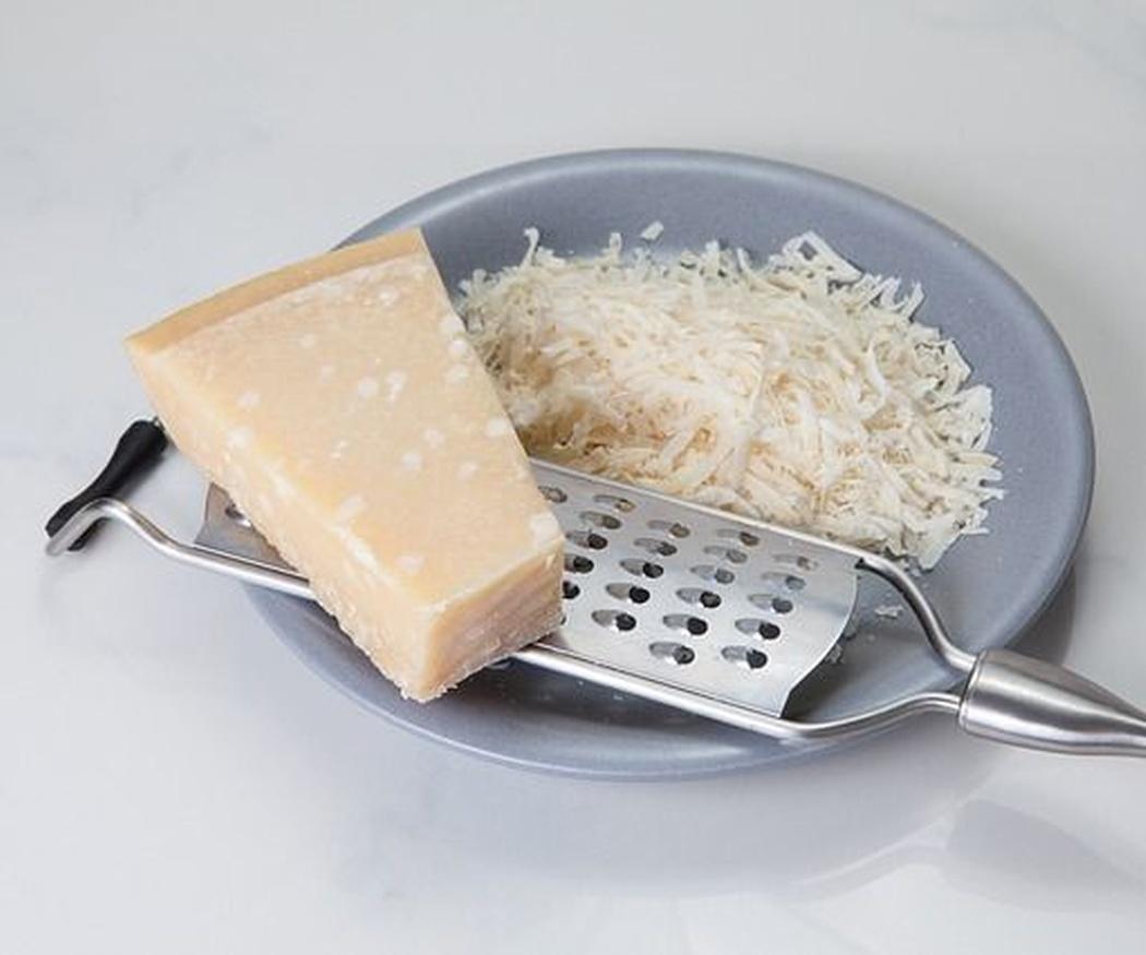 El queso parmesano, un básico de la gastronomía italiana