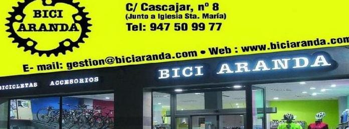 Nuestra Tienda: NUESTRA TIENDA de Bici Aranda
