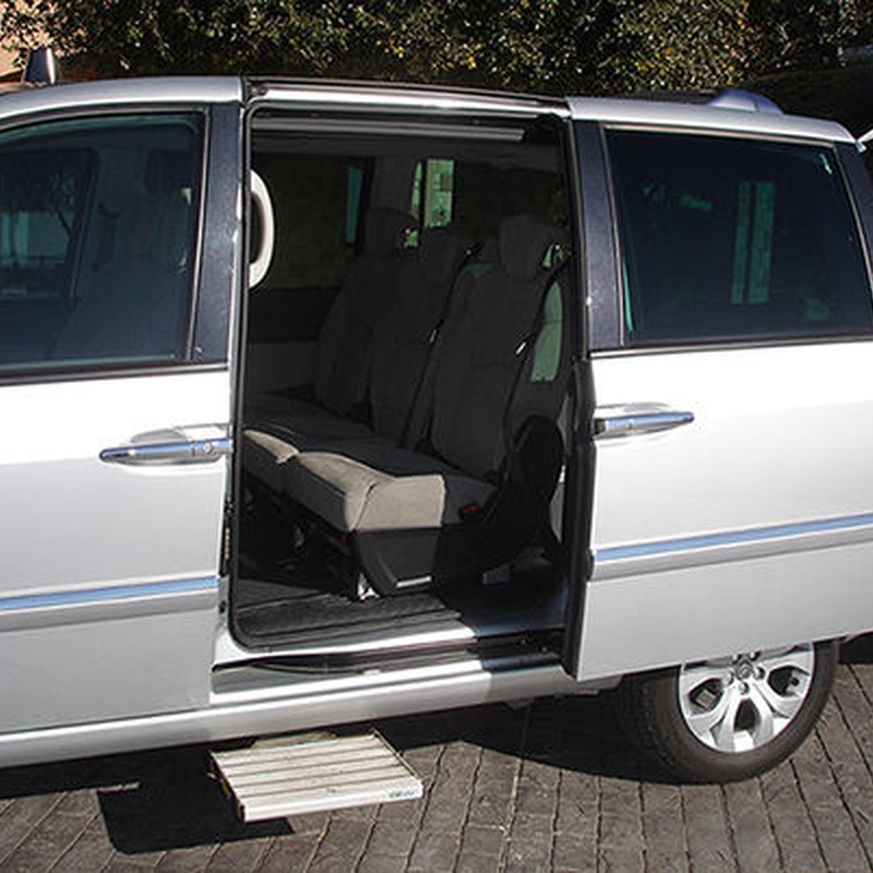 Nuestros vehículos: Taxis Beltrán de Taxis Beltrán