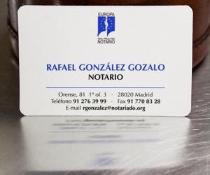 Galería de Notarías en Madrid | Notaría Rafael González Gozalo