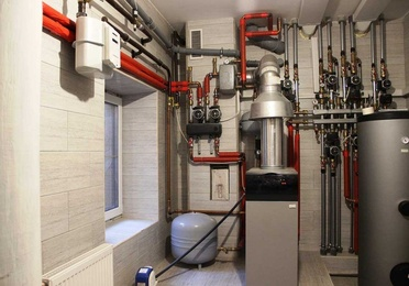 Instalación y mantenimiento de calderas para comunidades de vecinos