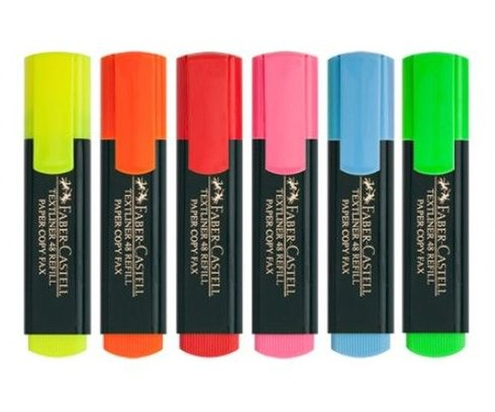 Marcadores fluorescentes: Catálogo de Distribuciones Coplan, S. A.