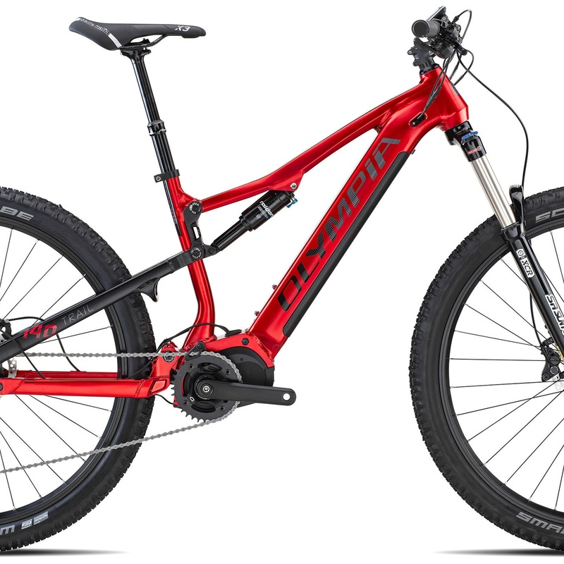 EBIKE OLYMPIA EX 900 TRAIL: Productos de E-Bike Guadarrama