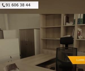 Mobiliario de oficina en Fuenlabrada | Aroca Mobiliario