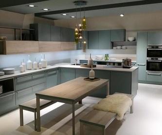 Cocinas en alto brillo + Silestone , Granitos, ...: Catálogo de apluscocinas