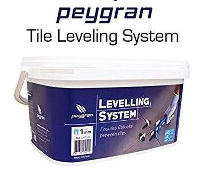 Sistema de nivelación Peygran: Productos de Maquinaria Ortiz Muñoz