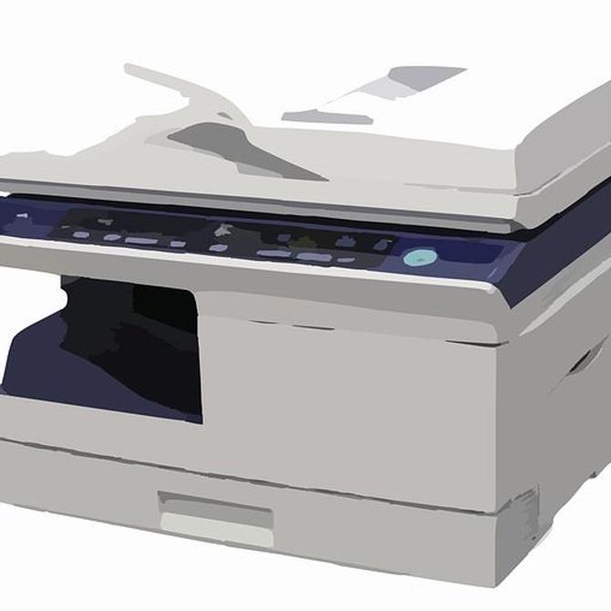 Averías habituales de una fotocopiadora