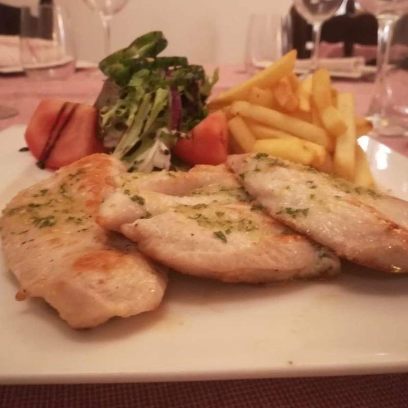 Combined dishes: Our specialities de Restaurant Sa Cova