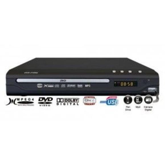 Reproductor dvd mpeg-4: Catálogo de Probas
