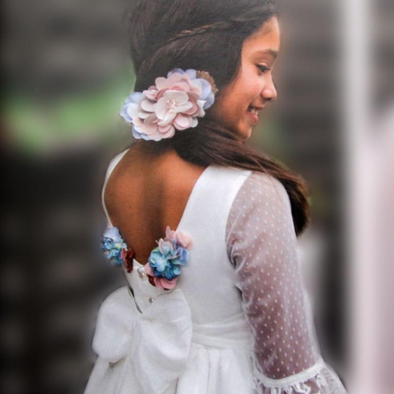Vestidos de comunión niña Colección 2020: Vestidos y Trajes de Joan Lo
