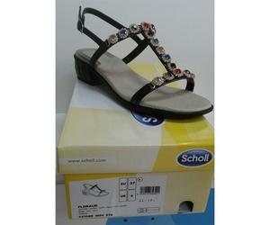 Sandalia de vestir con pedrería para mujer Dr.Scholl, ideal para las noches de verano