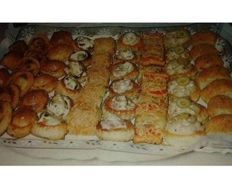 Panellets de mazapán y azúcar artesanos: Productos de Pastissería Negrell