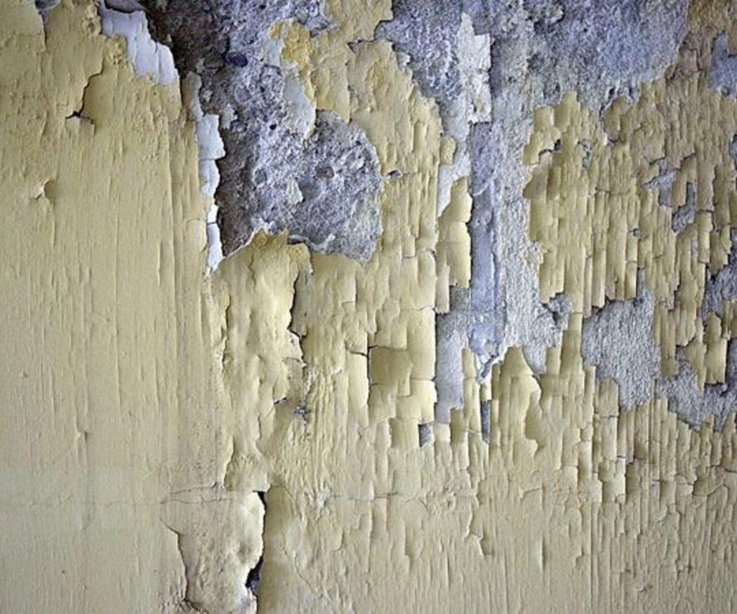 Detectar las humedades en las fachadas