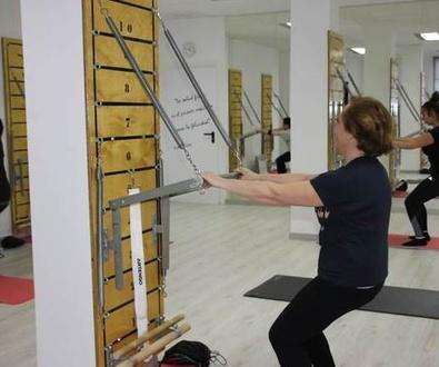 El pilates con fisioterapeuta