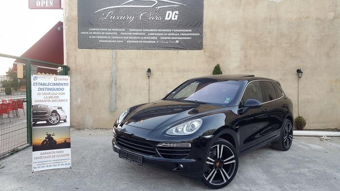 Porsche Cayenne Luxury: Venta de vehículos de Luxury Cars DG