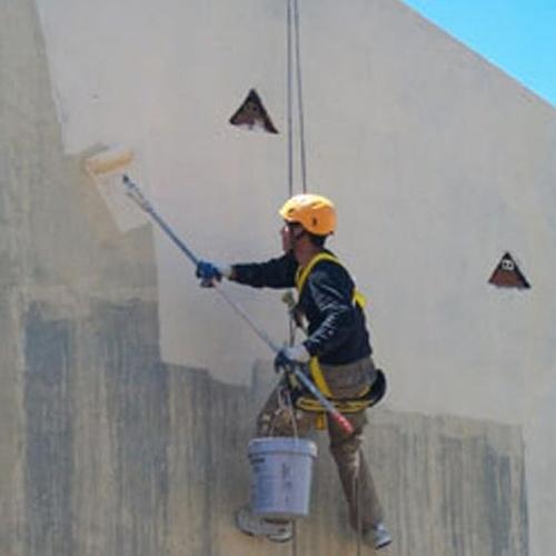 Serveis 2000 - Pintado de fachada