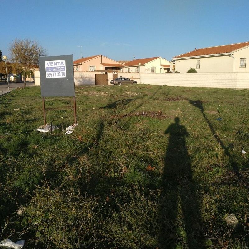 Se vende parcela 380m2 en Burguillos de Toledo: Inmuebles de Inmobiliaria La Montañesa