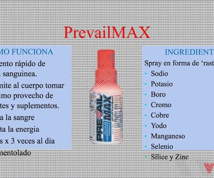 PREVAIL MAX