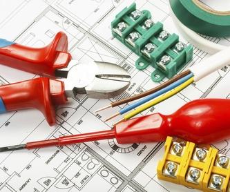 Domótica: Servicios de Eléctrica Sohail