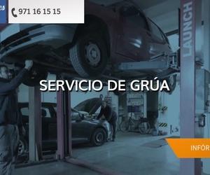 Asistencia en carretera en Mallorca | Talleres Biel