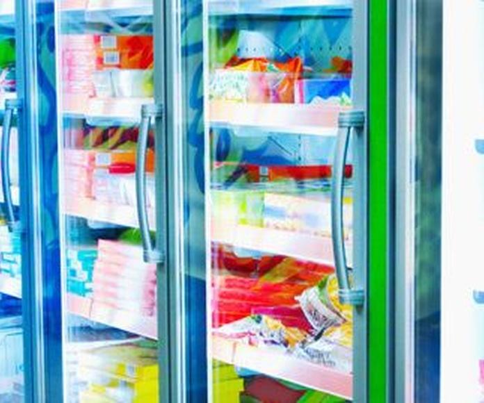 Refrigeración: Productos y servicios de Gadir S.L.