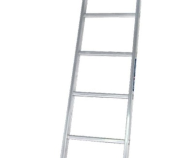 Escaleras aluminio