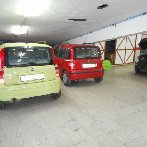 Taller de chapa y pintura en Portugalete