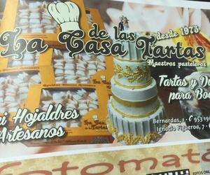 Pastelería en Jaén