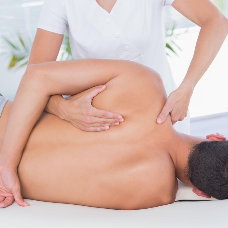 Masaje deportivo: Terapias de Saüc Salut