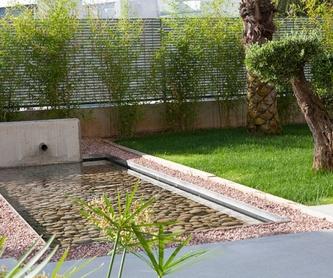Madera: Productos y servicios de Eiviss Garden