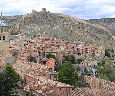 Aventura en Albarracín
