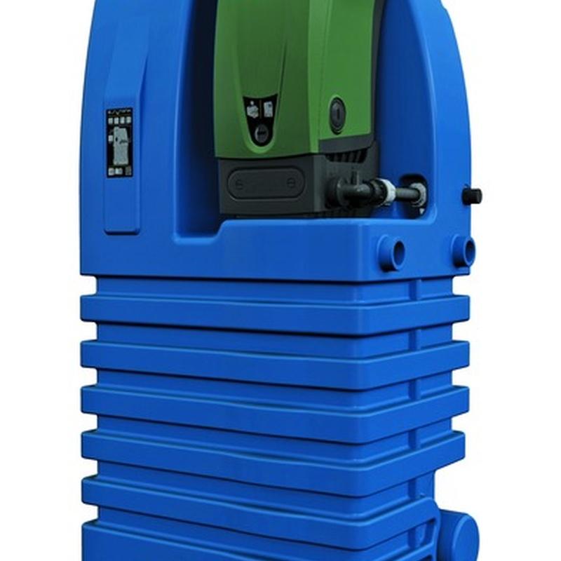 Sistema de Presurización de Agua DAB