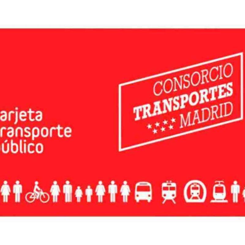 Recarga de abono transporte: Servicios de Estanco Buenavista 45