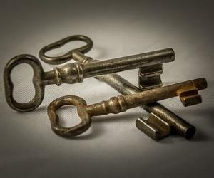 No tengas miedo de perder las llaves