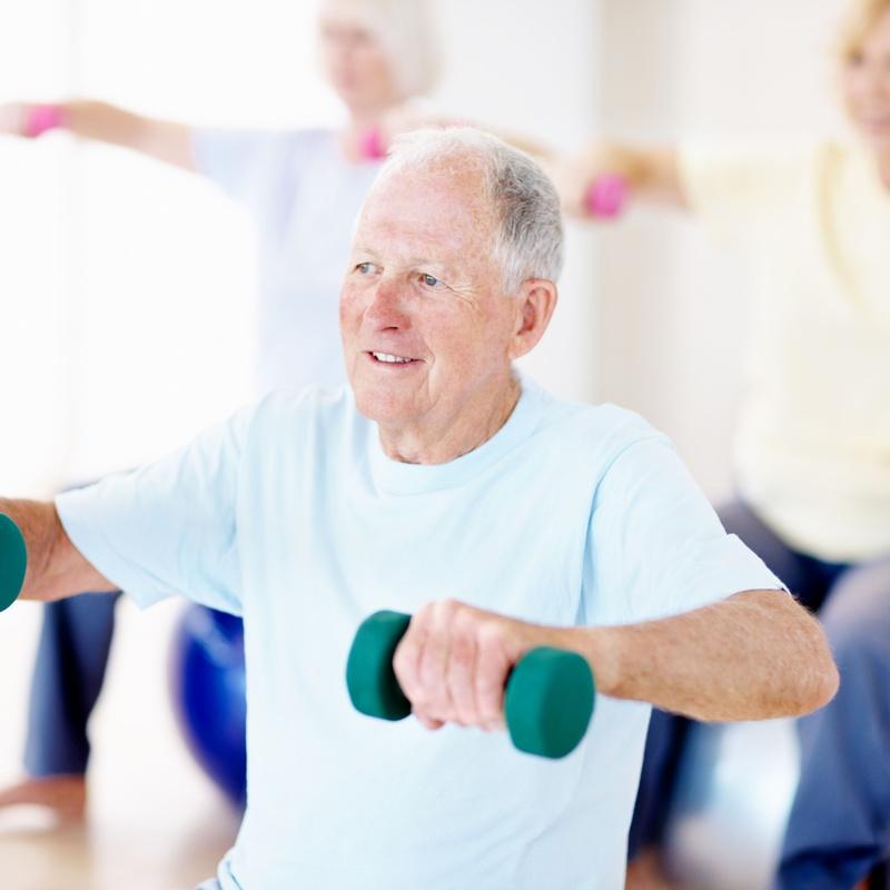Gerontogimnasia / Gimnasia de mayores: Servicios de Xanara Salud