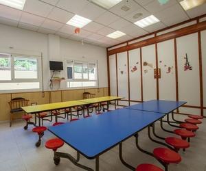 Comedor de nuestra escuela infantil en Alhaurín el Grande