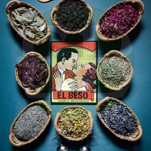 Plantas medicinales El Beso