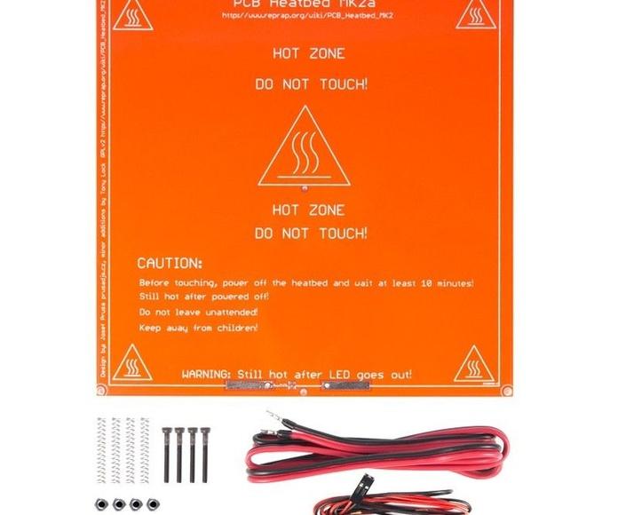 Accesorios Impresión 3D. Kit cama caliente MK2A: Productos de Marti