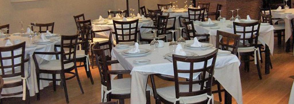 Mejores restaurantes en Huelva - Restaurante Portichuelo