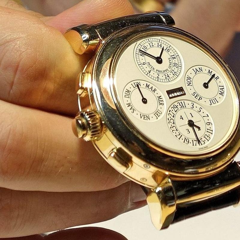 Compra de relojes: Compra Venta de Oro y Plata de MR. SILVER & GOLD