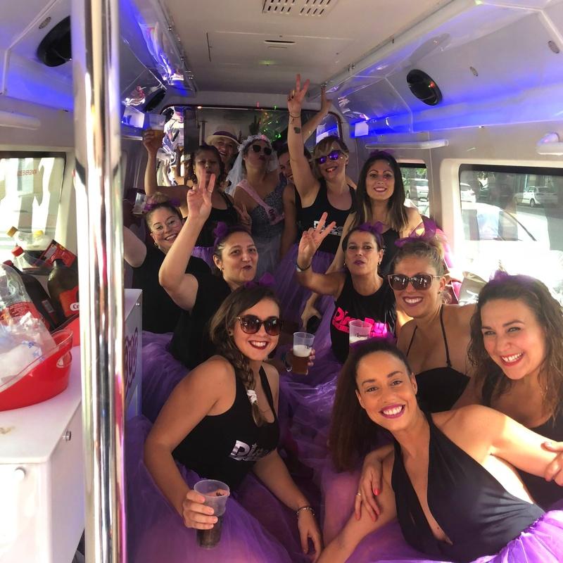 Limobus Huelva: Discobus Ideas y promociones  de Discobus Sevilla
